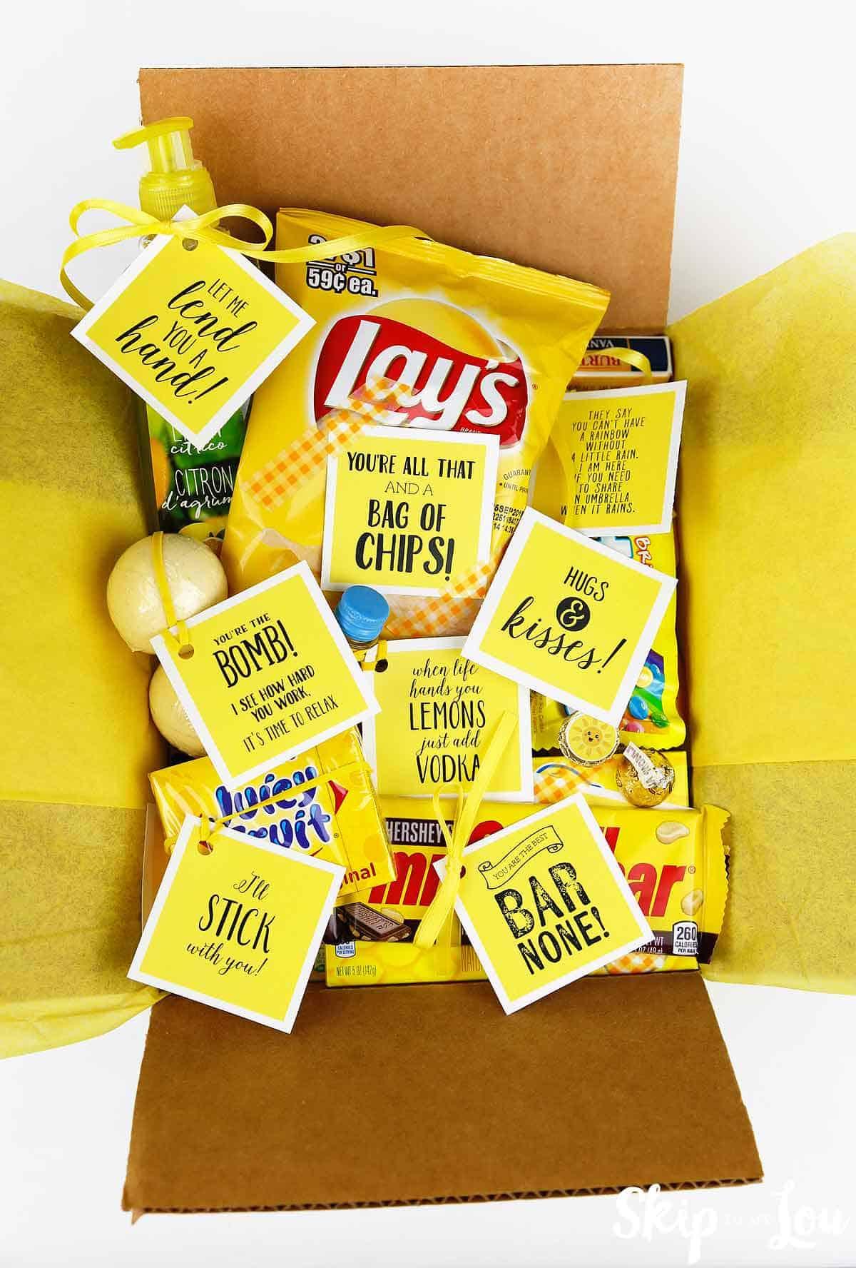 Box of Sunshine Skip To My Lou