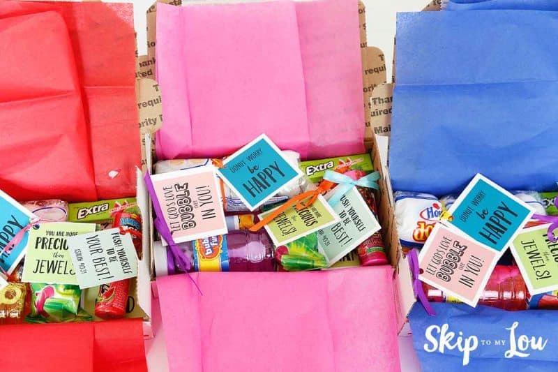 summer camp care packages