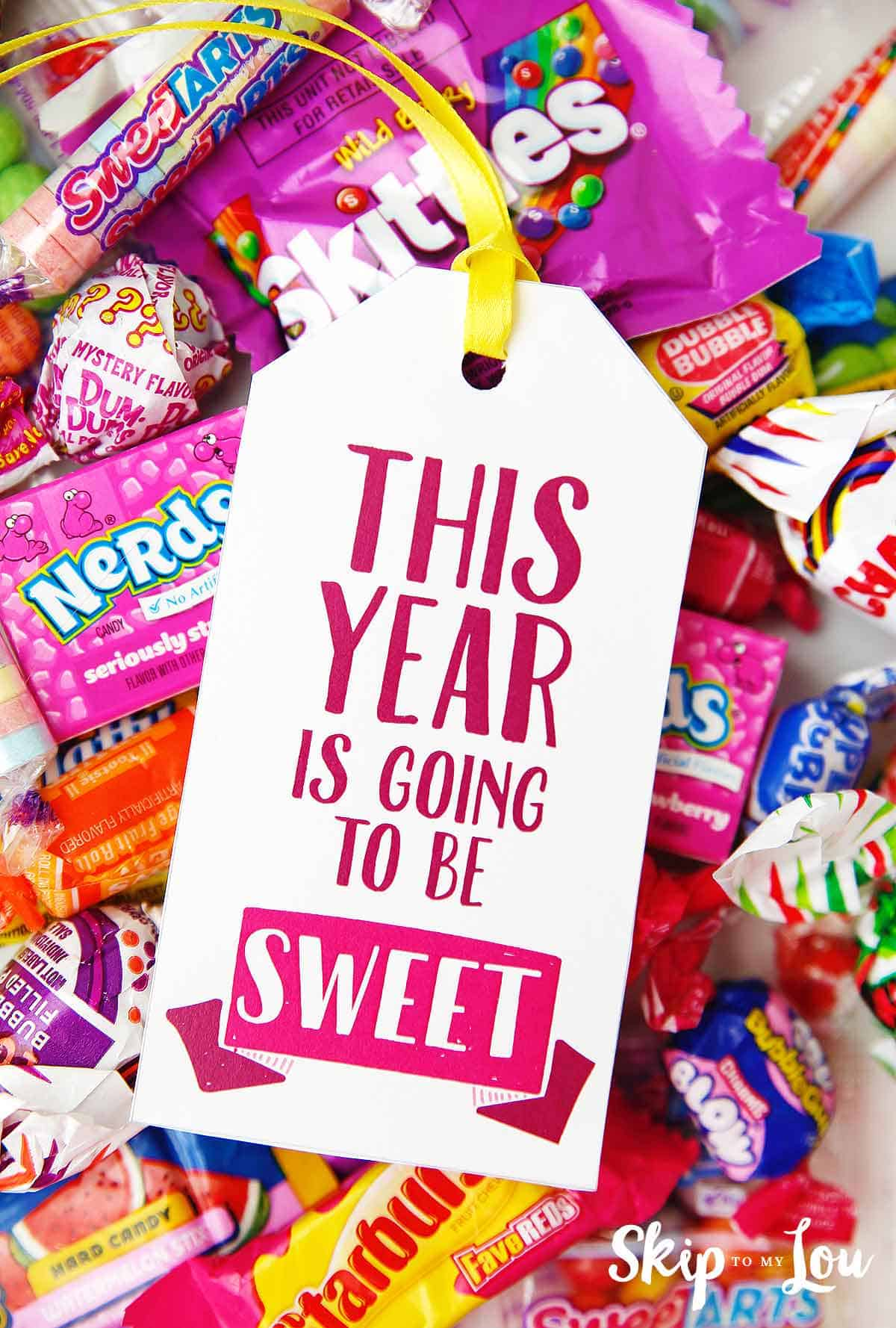 This Year Is Going To Be Sweet