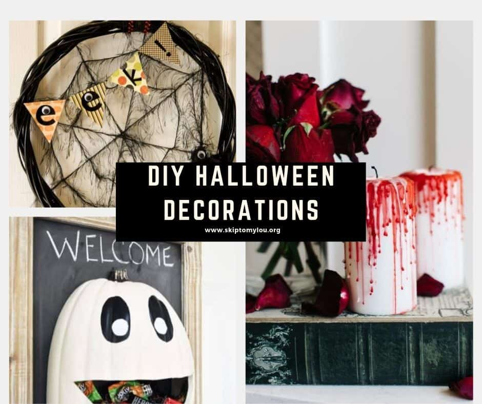 DIY Halloween Decorations To Celebrate In Style
