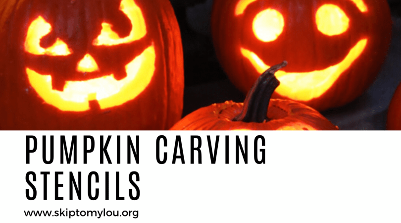 cool free printable pumpkin carving stencils