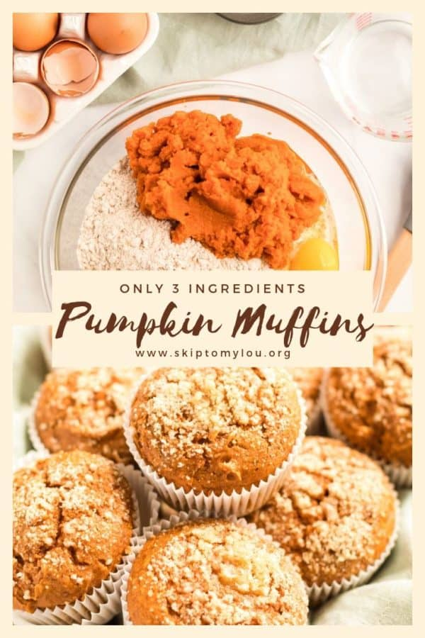 pumpkin muffins skip to my lou