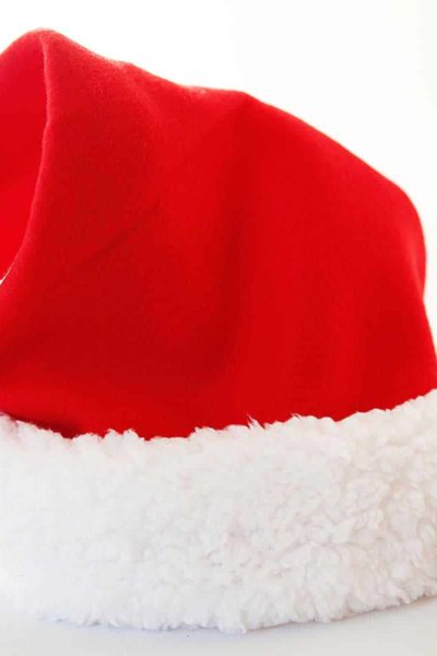how to sew a santa hat