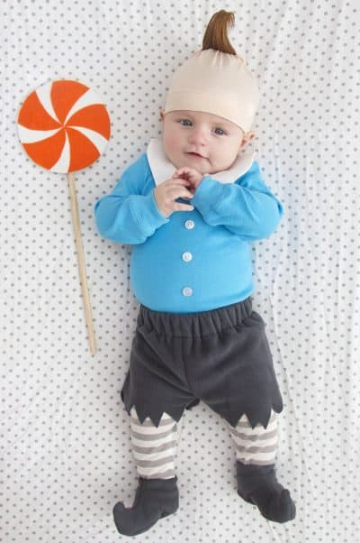 infant halloween costume