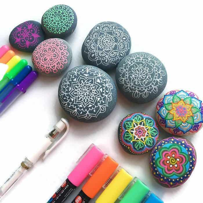 paint pens for rocks