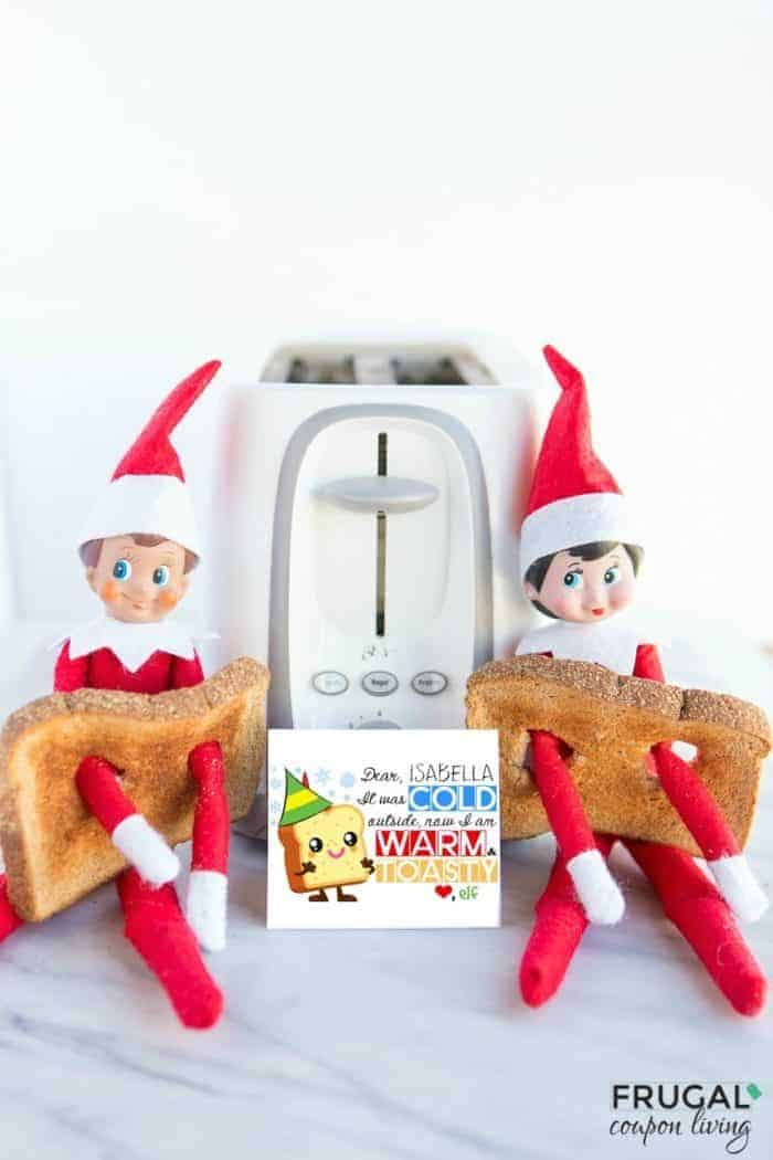 toaster elf idea