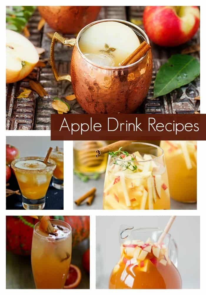 Apple Drink Recipes