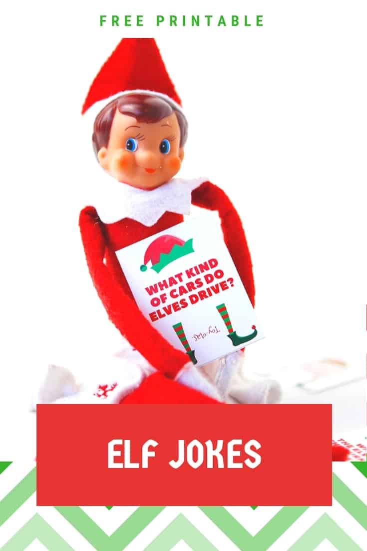 Elf Jokes