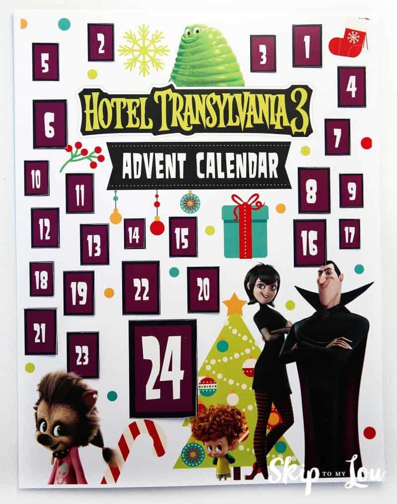 finished Advent Calendar