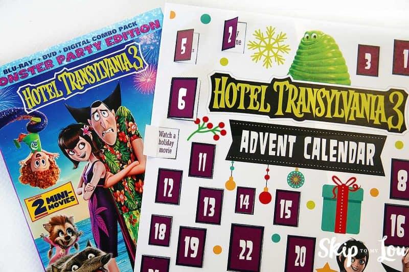 Hotel Transylvania 3 Advent Calendar