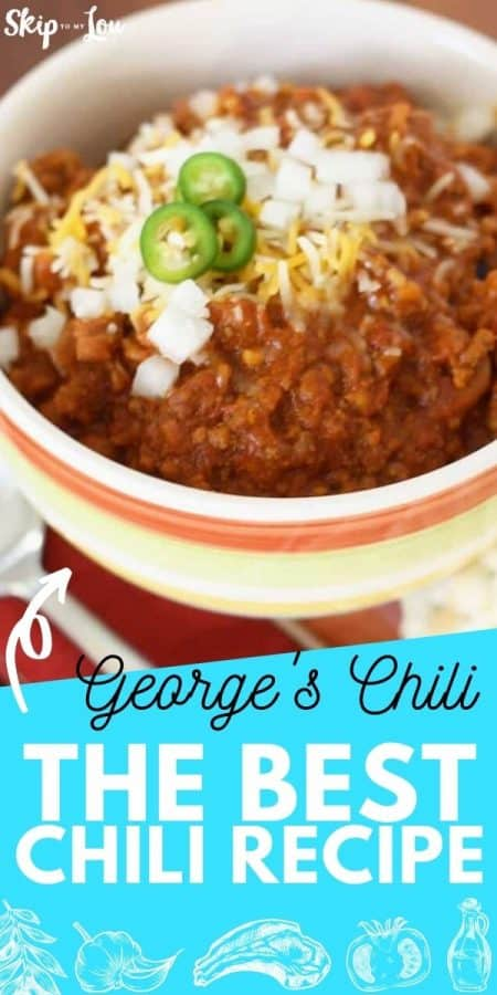 best chili recipe PIN