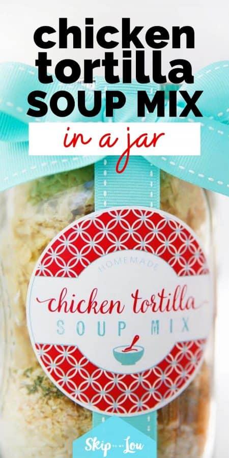 chicken tortilla soup mix PIN