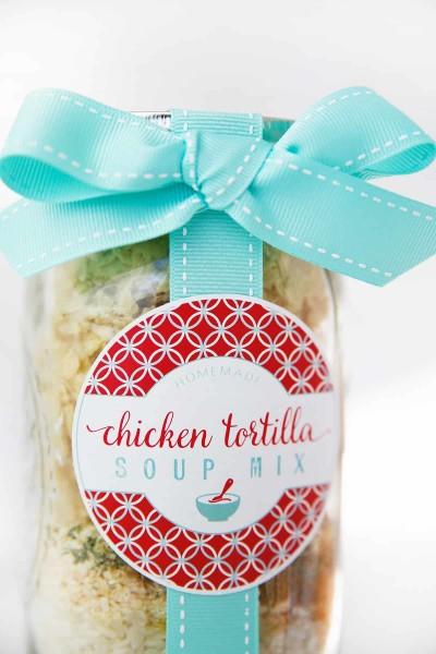chicken tortilla soup no chicken