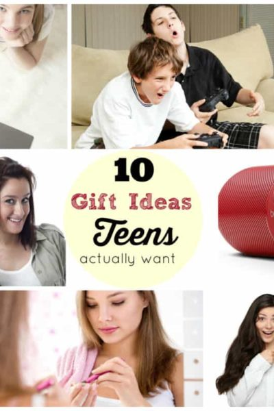 teen gift guide
