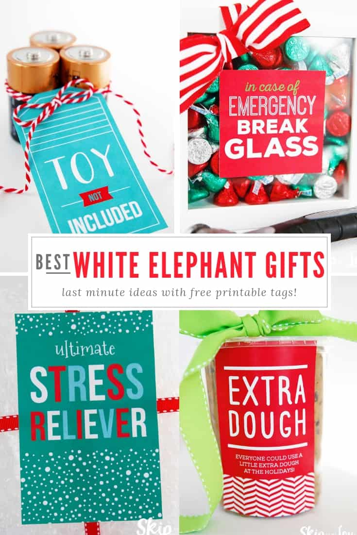 White Elephant Gift Ideas | Skip To My Lou
