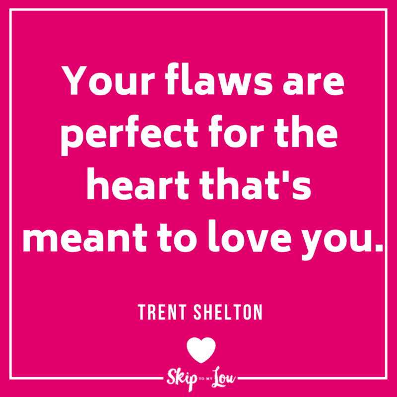 Trent Shelton love quote