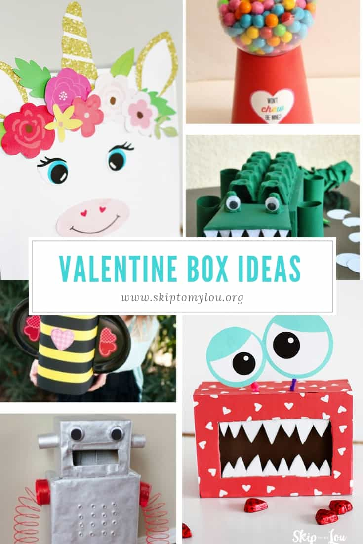 Makecool Valentine boxes. This is a fun tradition that kids love to get involved in. Here is a great group of amazing ideas. Some of these ideas are simple and some take more time, you can choose how creative, and detailed you want to be. Free printables make it easy! #ValentinesDay #Printables #ValentineBoxes