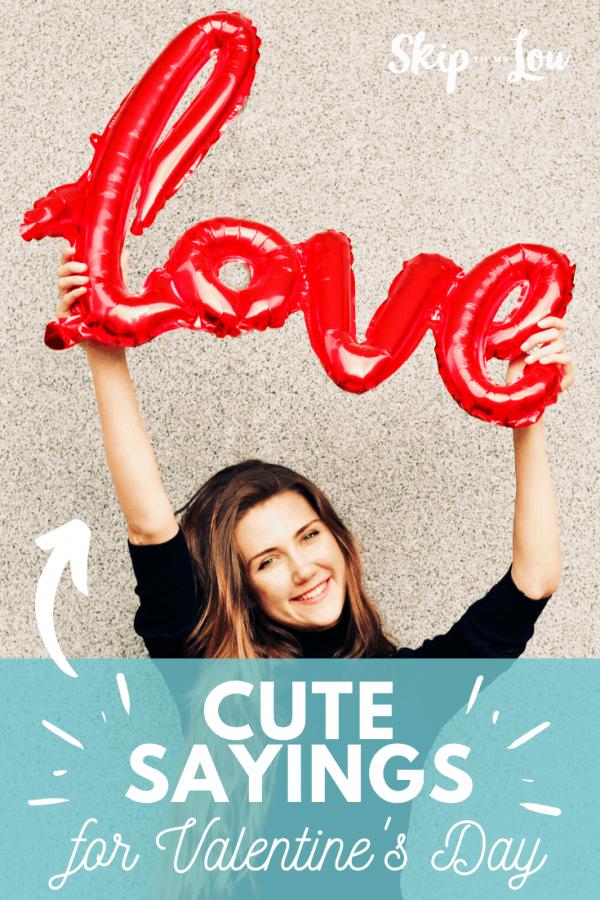 cute valentine sayings PIN