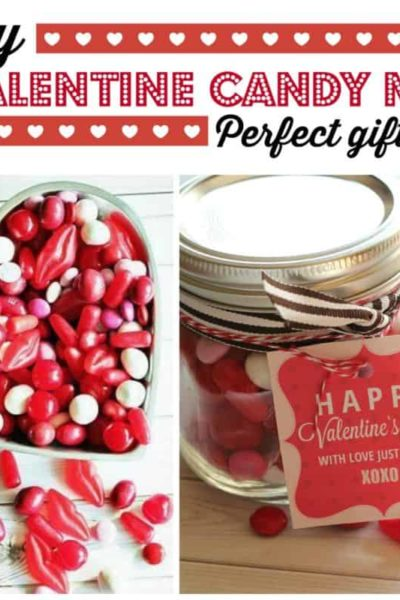 VALENTINE CANDY MIX