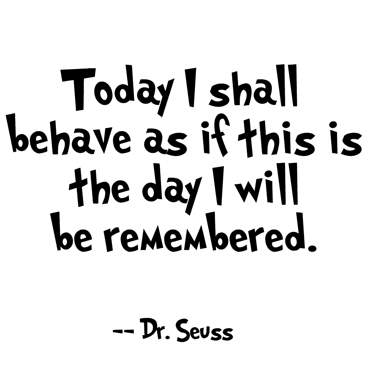 40 Inspirational Dr Seuss Quotes | Skip To My Lou
