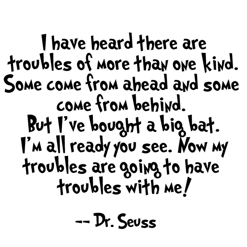 image regarding Printable Dr Seuss Quotes referred to as 40 Inspirational Dr Seuss Rates Overlook Toward My Lou