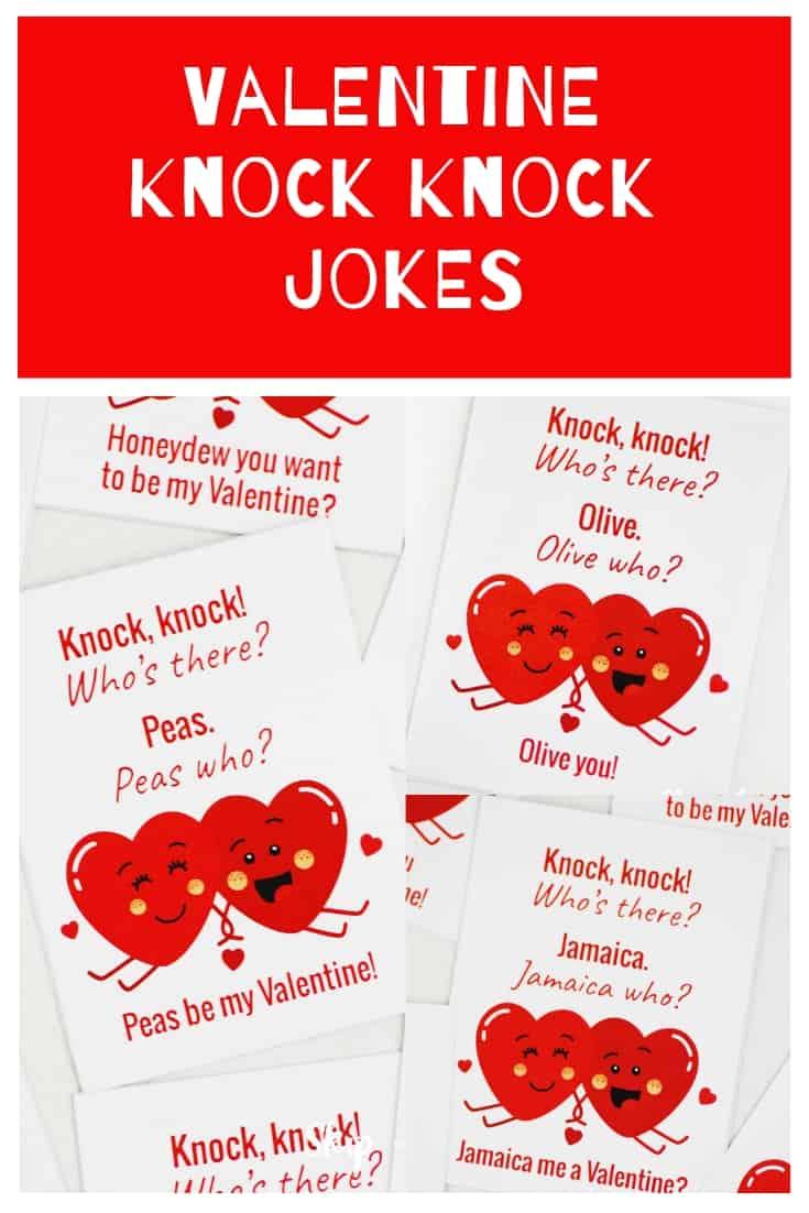Valentine Knock Knock Jokes Pinterest Graphics