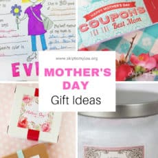 Mother's Day Gift Ideas pinteres