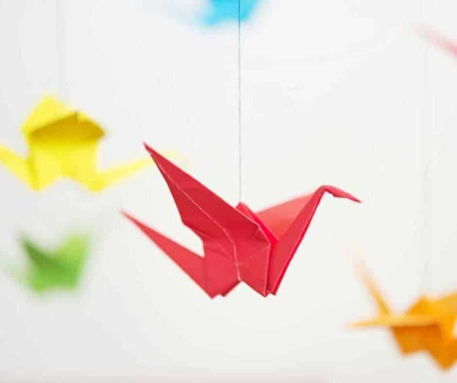 10mm Origami Crane : 4 Steps (with Pictures) - Instructables | 788x940