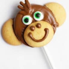 monkey cookie pop peanut from Wonder Park