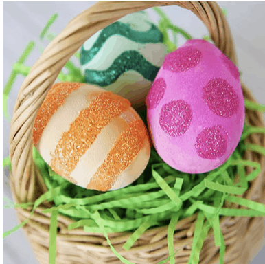 The MOST Creative Easter Egg Decorating Ideas