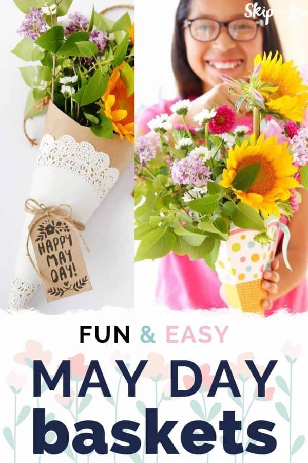 may day baskets PIN