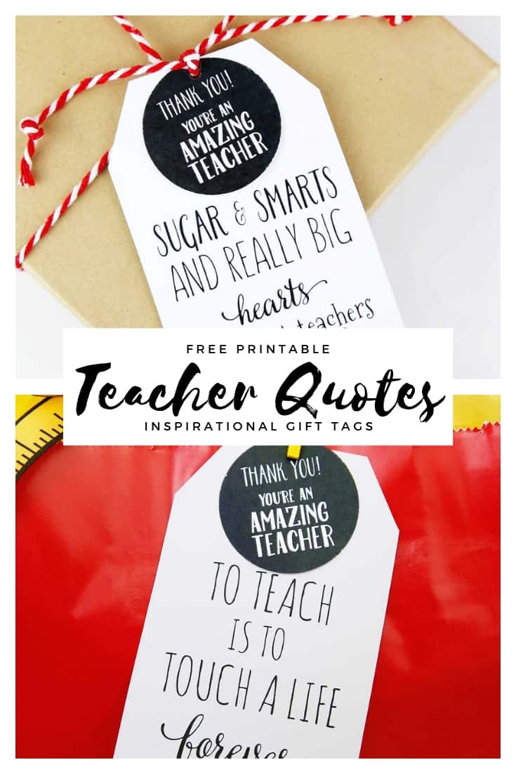 photo regarding Printable Teacher Quotes called Free of charge Printable Instructor Quotation Pass up Toward My Lou