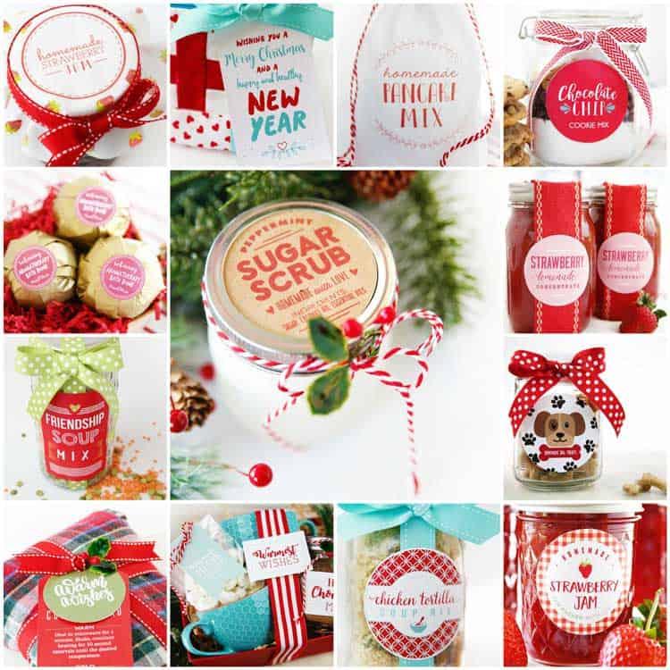 Holiday homemade gifts