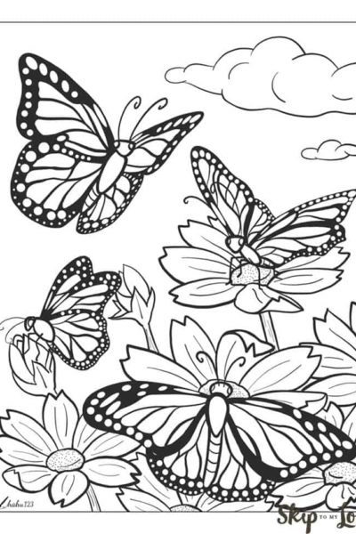 Free Coloring Pages Skip To My Lou