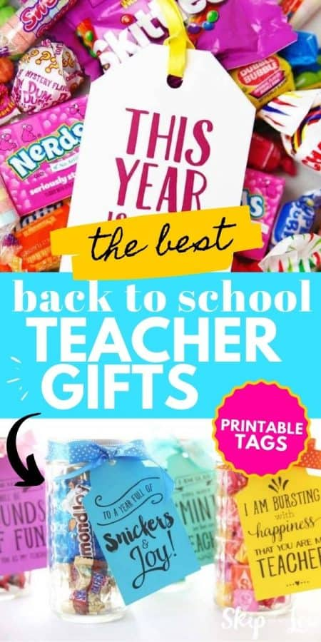 teacher gift tags PIN