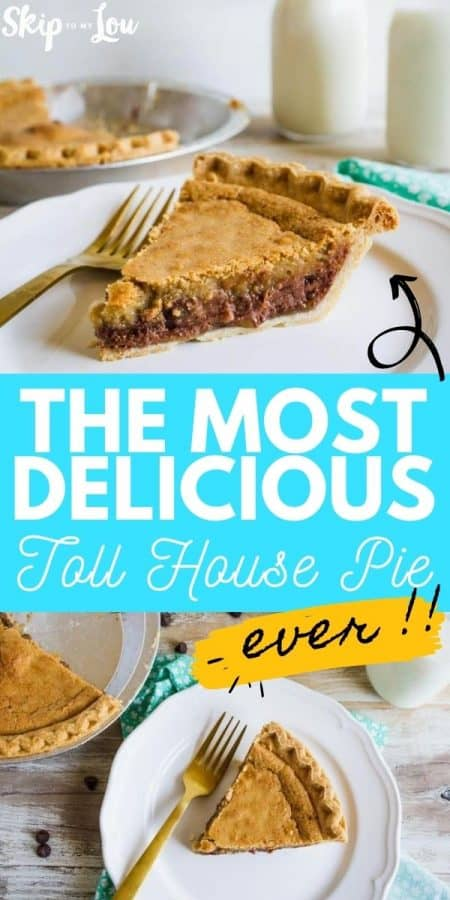 toll house pie recipe PIN