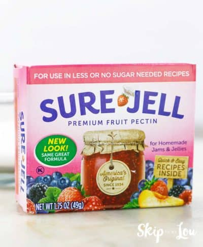 box of sure jell