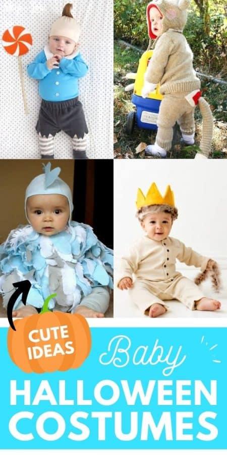 baby halloween costumes PIN