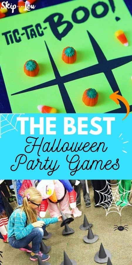 halloween party games PIN