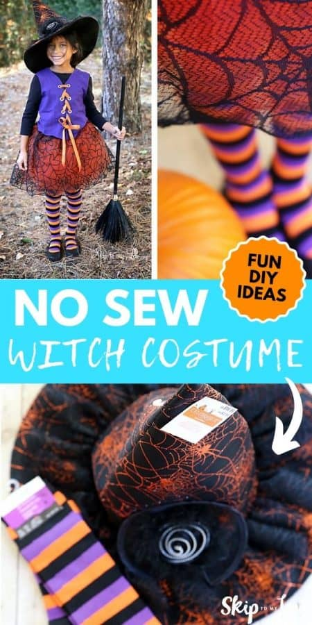 witch costume diy PIN