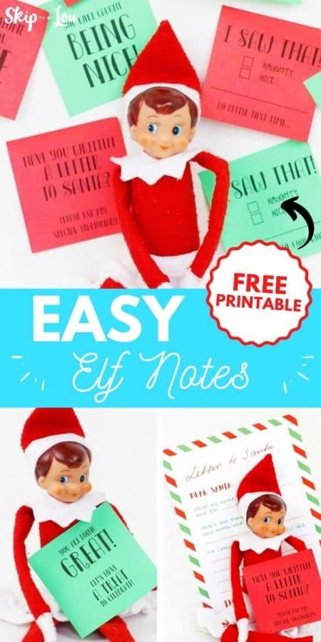 easy elf notes PIN