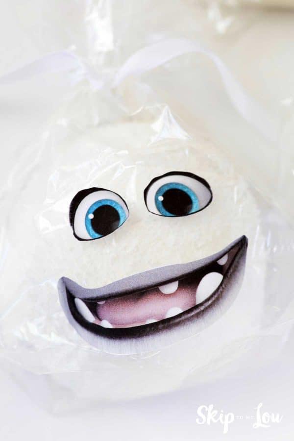 abominable movie treat snoball