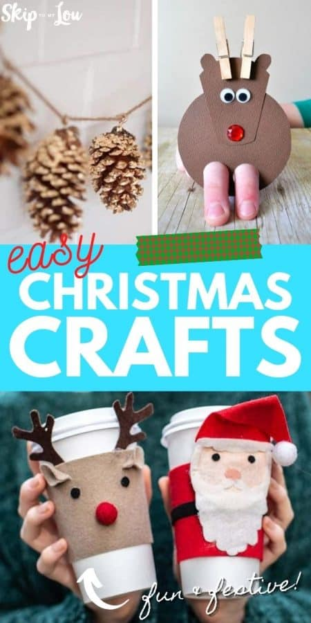 christmas crafts PIN