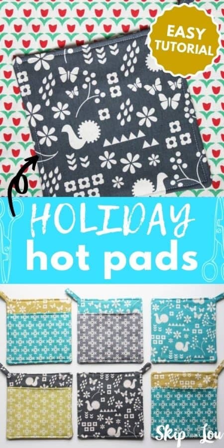 hot pads tutorial PIN