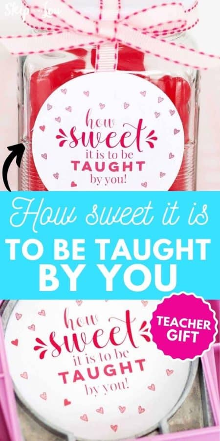 teacher gift ideas PIN