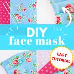 DIY face mask PIN
