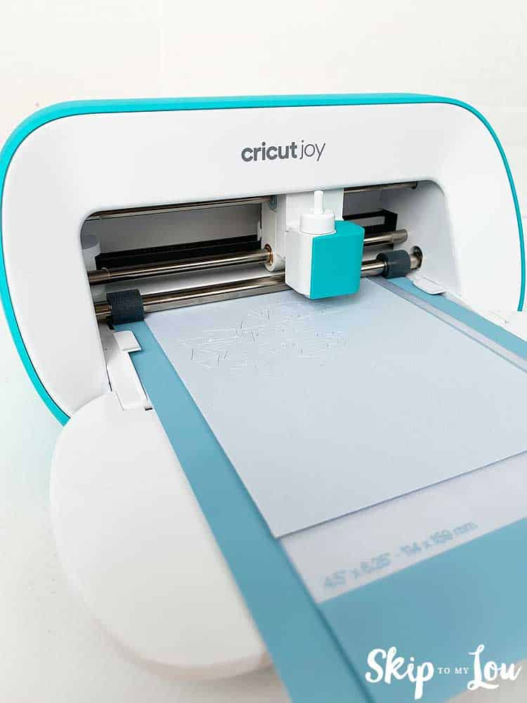 cricut joy cutting