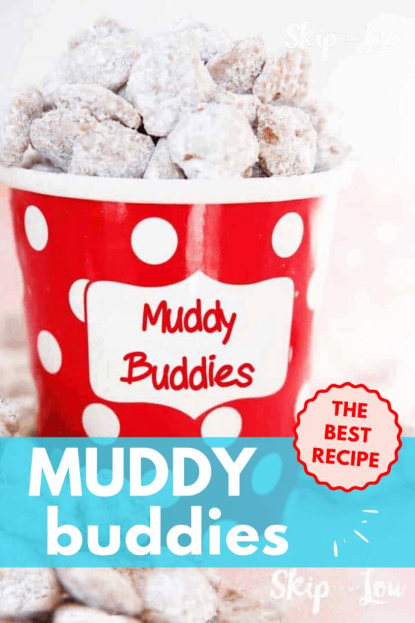 muddy buddies best recipe PIN