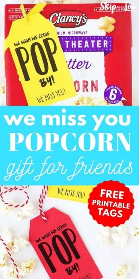 popcorn gift tags PIN