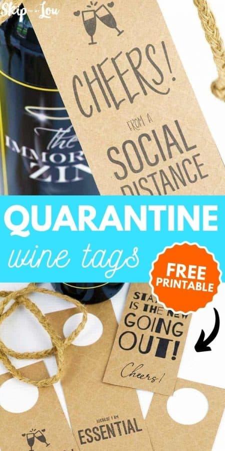 printable wine tags PIN